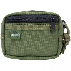 MaxPedition 213G Three-by-Five Pouch, OD Green