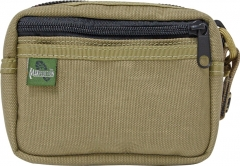 MaxPedition 214K Four-by-Six Pouch, Khaki