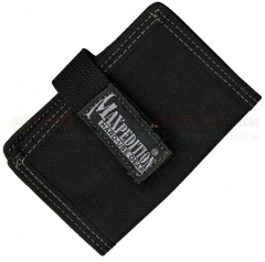 MaxPedition Urban Wallet Black (4.5 x 3.0 x 0.75 Thick Tactical Wallet) 217B