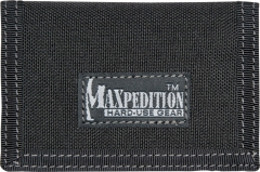 MaxPedition 218B Micro Wallet, Black