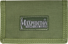 MaxPedition 218G Micro Wallet, OD Green