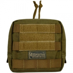 MaxPedition 249K Padded Pouch 6x6, Khaki