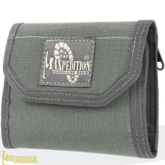 MaxPedition 253F CMC Wallet, Foliage Green