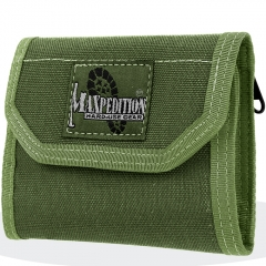 MaxPedition 253G CMC Wallet, OD Green