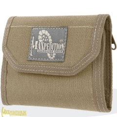 MaxPedition 253K CMC Wallet, Khaki
