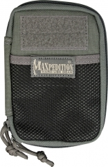 MaxPedition 259F Mini Pocket Organizer, Foliage Green