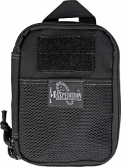MaxPedition Fatty Pocket Organizer (5in. x 7in. x 2in.) Black 261B