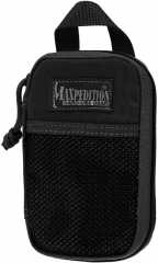 MaxPedition 262B Micro Pocket Organizer, Black