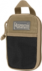 MaxPedition 262K Micro Pocket Organizer, Khaki