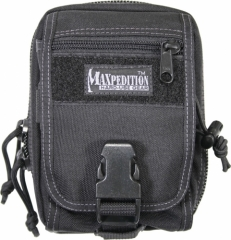 MaxPedition 315B M-5 Waistpack, Black