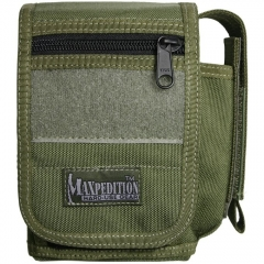 MaxPedition H-1 Waistpack (Green) 316G