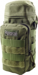 MaxPedition 325G Bottle Holder 10x4, Green