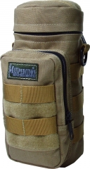 MaxPedition 325K Bottle Holder 10x4, Khaki