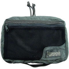 MaxPedition 329F Individual First Aid Pouch, Foliage Green