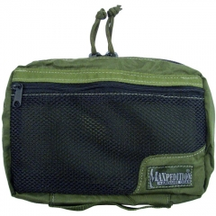 MaxPedition 329G Individual First Aid Pouch, OD Green
