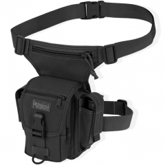 MaxPedition 401B Thermite Versipack Shoulder/Waist Carry Pack, Black