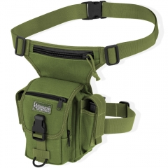 MaxPedition 401G Thermite Versipack Shoulder/Waist Carry Pack, OD Green