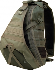 MaxPedition 410F Monsoon GearSlinger, Foliage Green