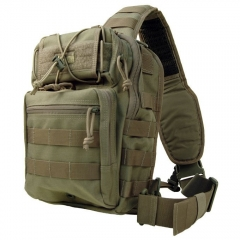 MaxPedition 422F Lunada Gearslinger Bag, Foliage Green