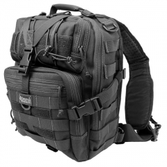 MaxPedition Malaga Gearslinger Bag Black 423B