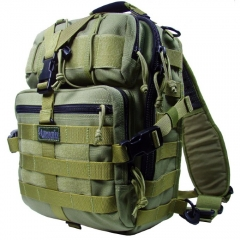 MaxPedition 423G Malaga Gearslinger Bag, OD Green