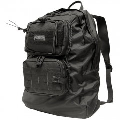 MaxPedition 454B Merlin Folding Backpack, Black