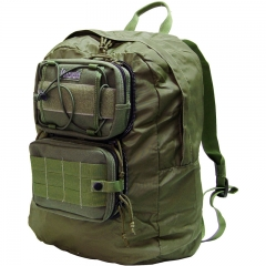 MaxPedition 454G Merlin Folding Backpack, Green