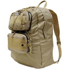 MaxPedition 454K Merlin Folding Backpack, Khaki