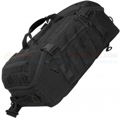 MaxPedition 613B Fliegerduffel Adventure Bag, Black