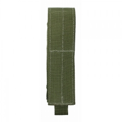 MaxPedition 1419G 5 Inch Tube Sheath, Green