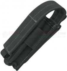 MaxPedition 1431B 5 Inch Flashlight Sheath, Black