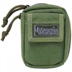 MaxPedition 2301G Barnacle Pouch, Green