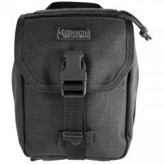 MaxPedition 9819B F.I.G.H.T. Medical Pouch, Black