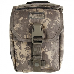MaxPedition 9819DFC F.I.G.H.T. Medical Pouch, Digital Foliage Camo