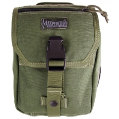 MaxPedition 9819G F.I.G.H.T. Medical Pouch, OD Green