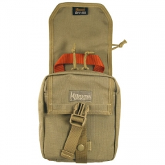MaxPedition 9819K F.I.G.H.T. Medical Pouch, Khaki