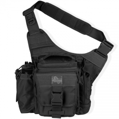MaxPedition 9845B Jumbo EDC Versipak, Black