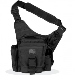 MaxPedition 9846B Jumbo LEO Versipak, Black