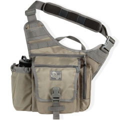 MaxPedition 9849KF Jumbo KISS, Khaki/Foliage Green