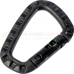 MaxPedition Tac-Link High Strength Polymer Carabiner Attachment Device, Black ITW42B TACLINKB