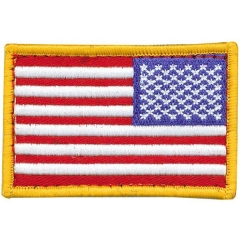 MaxPedition USFLAG Reversed US Flag Patch