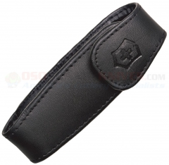 Victorinox Swiss Army VN33255 Expandable Leather Clip Belt Pouch, Medium
