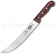 Victorinox 40131 Cimeter (10 Inch Curved High Carbon Stainless Blade) Rosewood Handle