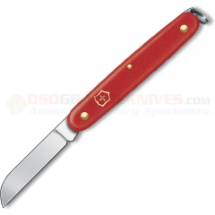Victorinox 40560 Twine Folding Knife (2.5 Inch Blade with Key Ring) Red Handle