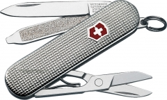 Victorinox Swiss Army 53049 Classic Sterling Silver Barleycorn