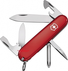 Victorinox Swiss Army Tinker Small Multi-Tool Knife (3.31 Inches Closed) Red Handle 53133