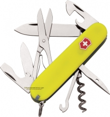 Victorinox Swiss Army 53388 Climber Stay Glow Yellow