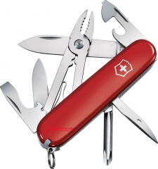 Victorinox Swiss Army Mechanic Multi-Tool Knife (91mm 3.58 Inches Closed) Red 53441