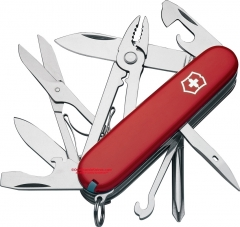 Victorinox Swiss Army 53481 Deluxe Tinker Red, 91mm