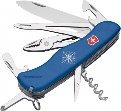 Victorinox Swiss Army 53663 Skipper Lockblade Blue